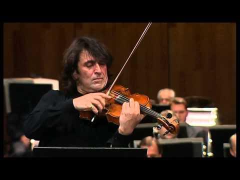 Schnittke Viola Concerto; Bashmet, Gergiev, VPO -- Movement 1