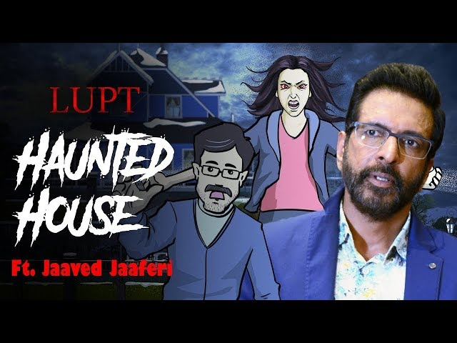 Lupt Real Story by Jaaved Jaaferi | Horror Story in Hindi | Khooni Monday E06 ????????????