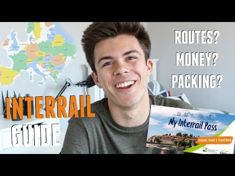 A Guide to Interrail (My Experience, Best Routes, Saving Money, Packing + Tips!)   Jack Edwards