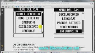 instalacion software de scanner y osciloscopio cj4