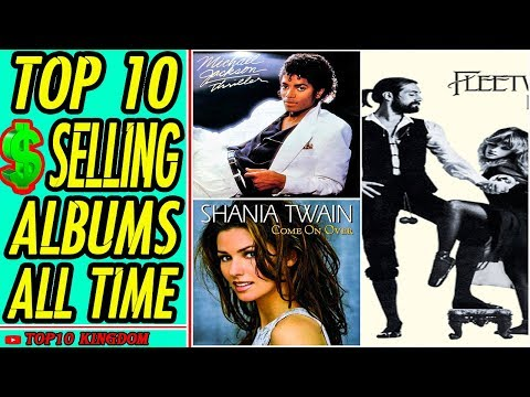 TOP 10 Best Selling Music Albums of All Time