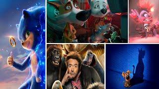 ТОП 5 Мультфильмов для всей семьи ожидающие в 2020 году