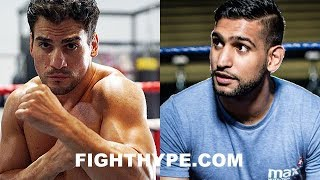 """PHIL LO GRECO TELLS ALL ON """"CHEAP"""" AMIR KHAN FIGHT OFFER; SAYS HE'S FOOLING PUBLIC ABOUT BROOK FIGHT"""