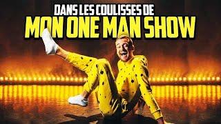DANS LES COULISSES DE MON ONE MAN SHOW (Vlog des répétitions et de ma première à Rennes)
