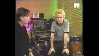 Green Day Interview @ Mtv News With Kurt Loder, 1995 [sub Ita]