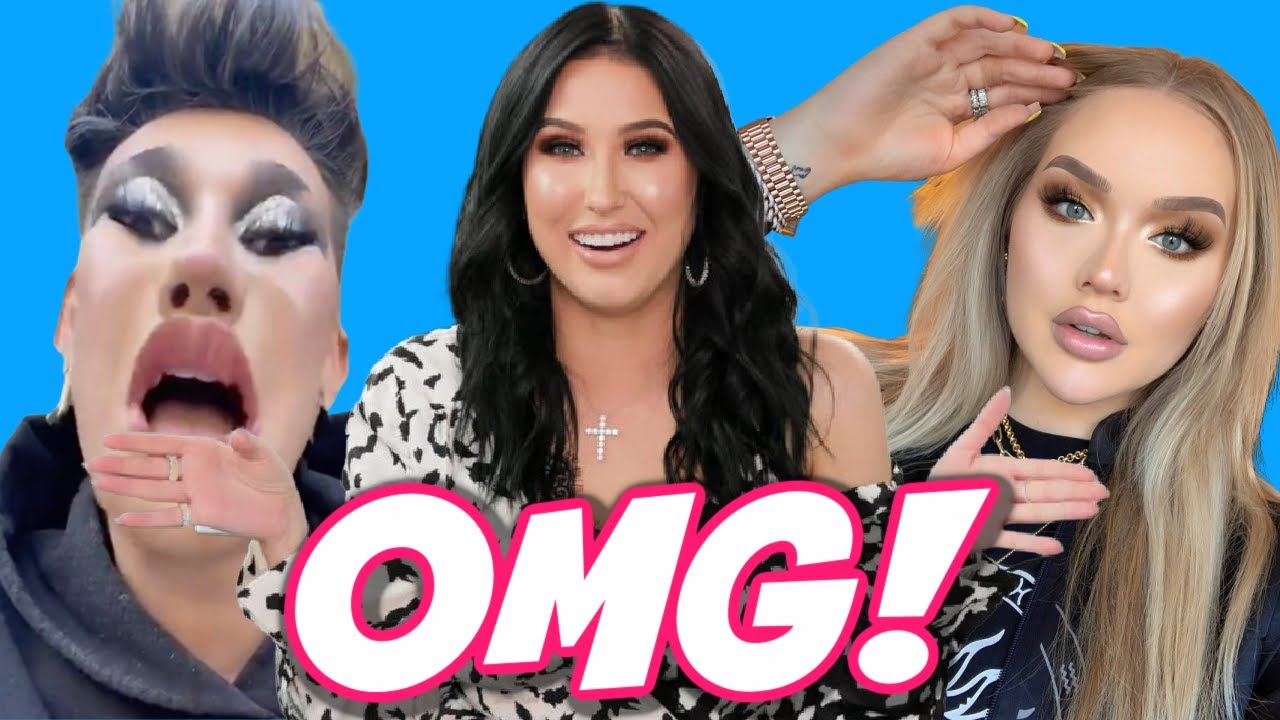 JAMES CHARLES MESSES UP & JACLYN HILL TO MAKE LIPSTICKS AGAIN & NIKKIE ROBBED!