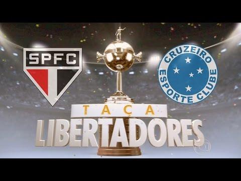 São Paulo vs Cruzeiro - Libertadores da América 201?