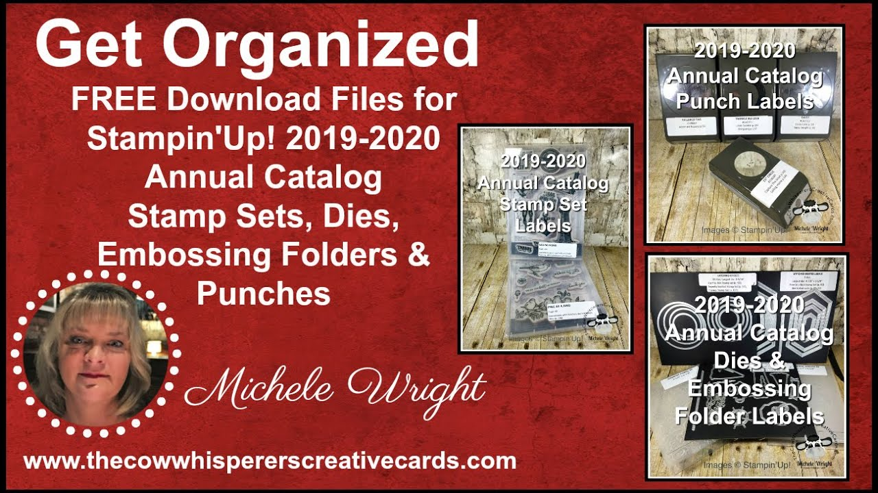 Grab Bag Special and FREE Download Label Files for the 2019