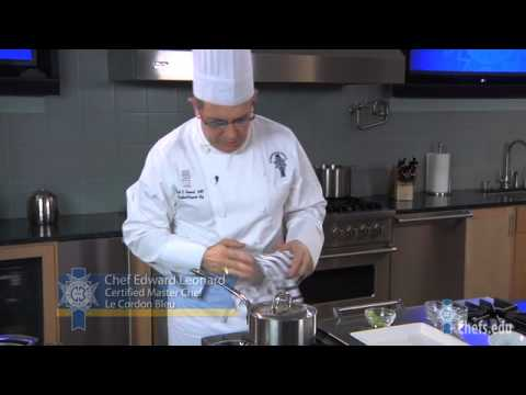 Learn How To Braise Shortribs Demonstrated By Master Chef Edward Leonard