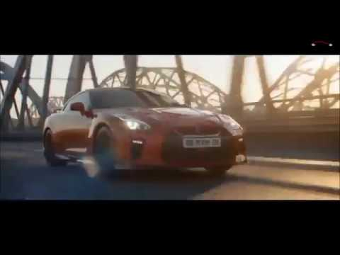 nissan-gtr-,-commercial-ad.
