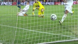 Barcelona vs real madrid (3-2) all goals hd spain supercup 2011