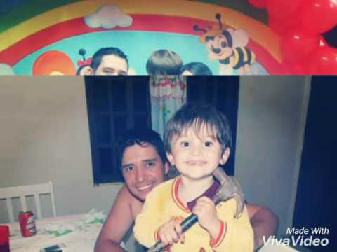 Gabriel Xavier e familia