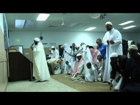 Eid Salat Prayer Masjid AlHikma Toronto, CANADA