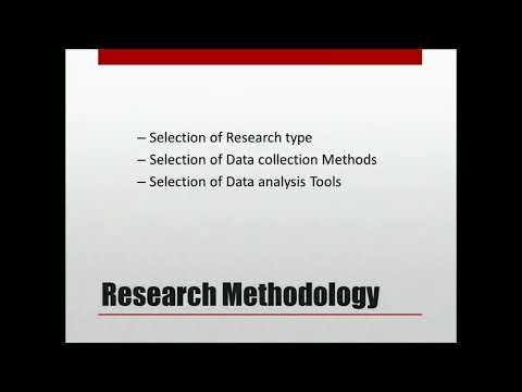 Understanding/Writing a Dissertation Proposal