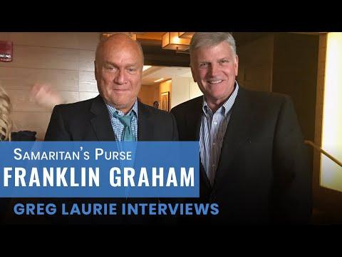 Greg Laurie Interviews Franklin Graham