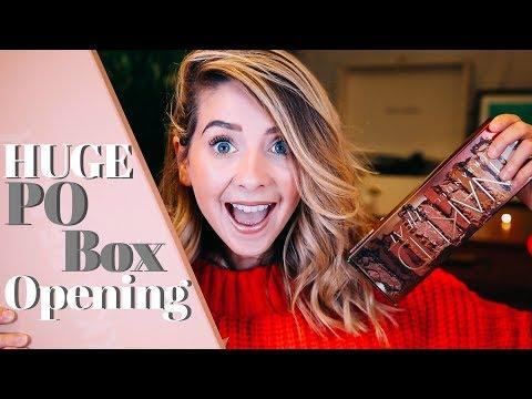 Huge Po Box Opening  Zoella