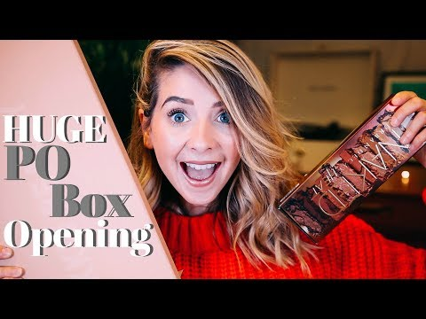 Huge PO Box Opening | Zoella