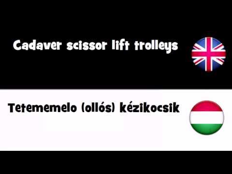 cadaver trolley - cinemapichollu