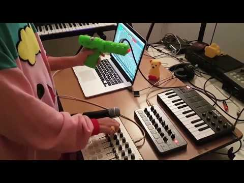 CRAZY! Now THIS is what you call a creative producer!