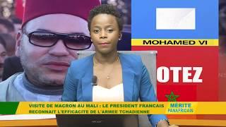 LE MÉRITE PANAFRICAIN DU 19 05 2017
