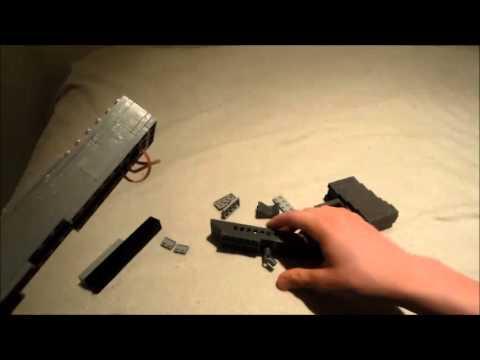 Counter Strike Global Offensive Lego Glock 18 Tutorial Jims
