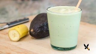 Avocado Smoothie Recipe - Vietnamese Street Food - Honeysucklecatering
