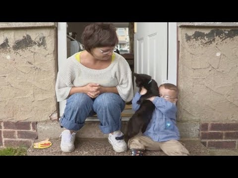 UK Kids In Poverty