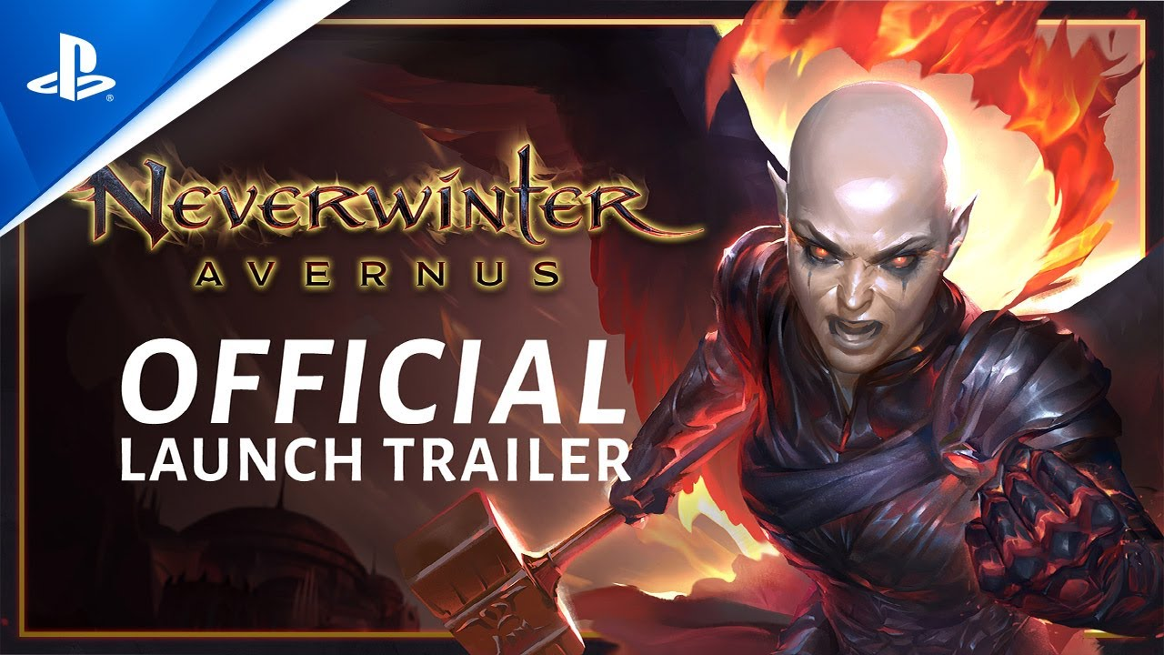 Neverwinter: Avernus - Official Launch Trailer | PS4 - YouTube