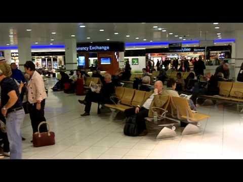 BHX - departure lounge
