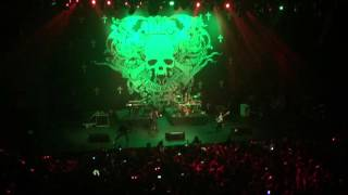 Vamps World Tour Chile 2015 - Midnight Celebration