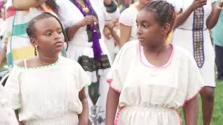 احتفال الاثيوبية بعيد رأس السنة 2010_2017