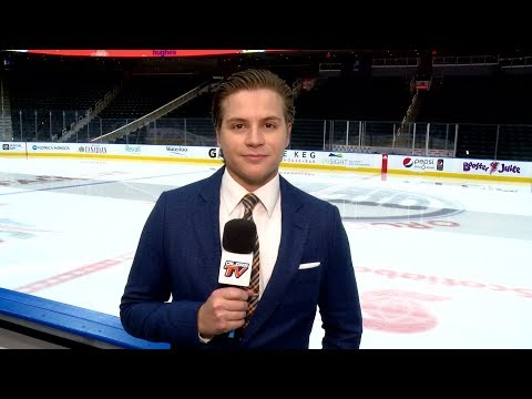 OILERS TODAY | Oilers vs. Jets Pre-Game