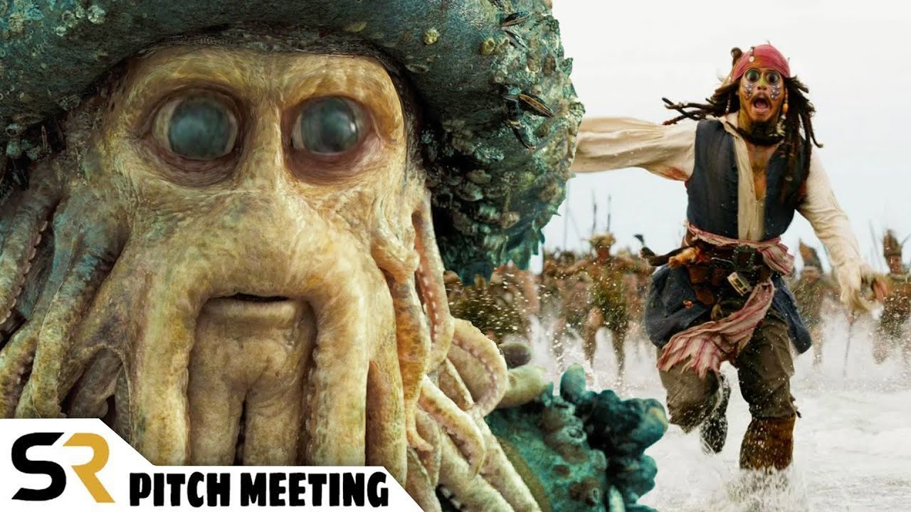 Download Pirates Of The Caribbean: Dead Man's Chest Pitch Meeting