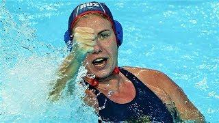 Югорчанка помогла сборной России выиграть матч чемпионата Европы по водному поло