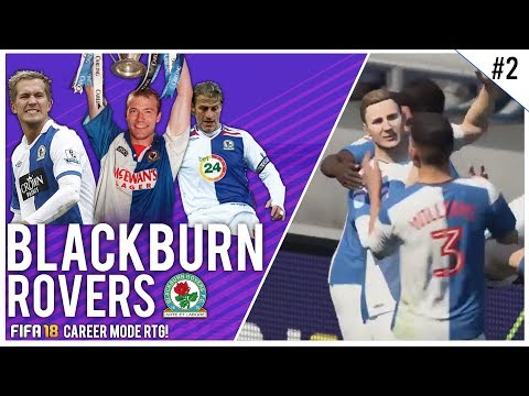 WHAT A SIGNING! | FIFA 18 BLACKBURN ROVERS CAREER MODE ROAD TO GLORY! | EP.2