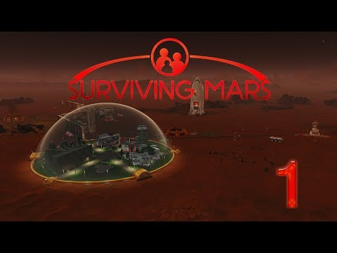 Surviving Mars 1: Home?