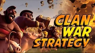 TH11 TH12 war attack Strategy | Clash of clans war Attacks
