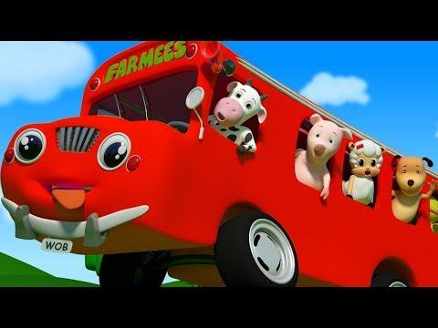 Los mejores videos y canciones de Nursery Rhymes para niños   Dibujos animados de niños