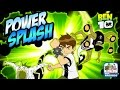 Ben 10: Power Splash - Become Ripjaws & Stinkfly For A Rescue Mission (Cartoon Network Games)