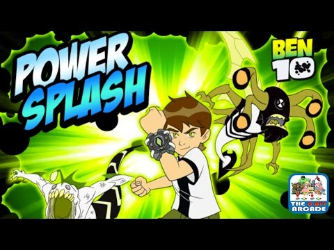 Ben 10: Power Splash – Become Ripjaws & Stinkfly For A Rescue Mission