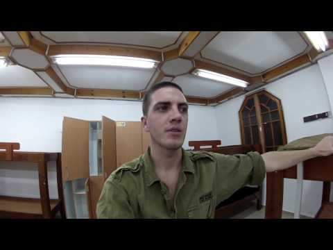 Volunteering In The IDF With Sar-El - Day 1