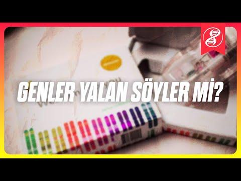 23andMe DNA Testi ile Genlerimizi Tanıyoruz!