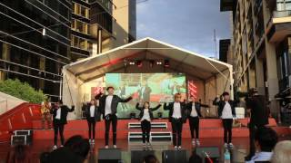 Video 2017 K-Pop World Festival Melbourne I BE-7 - Fire (BTS) download MP3, 3GP, MP4, WEBM, AVI, FLV Januari 2018
