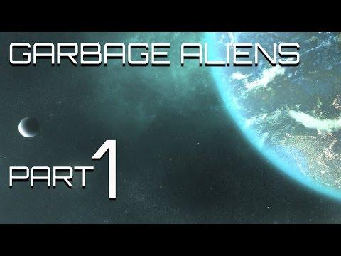 Stellaris - Garbage Aliens - Part 1 - How did we even get to space?