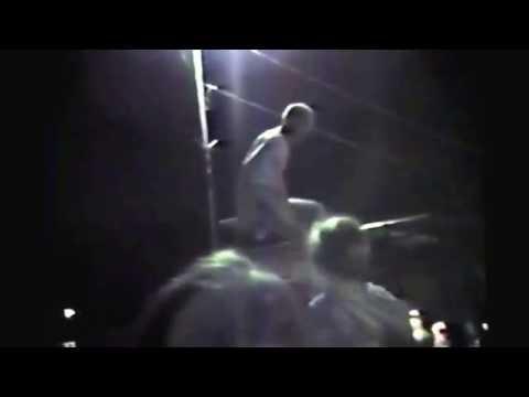 1985 Black Hills Speedway #64 Floyd Weisz dunk tank adventure