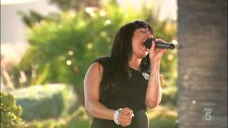 Stacy Francis Audition THE FACTOR 2011 720p