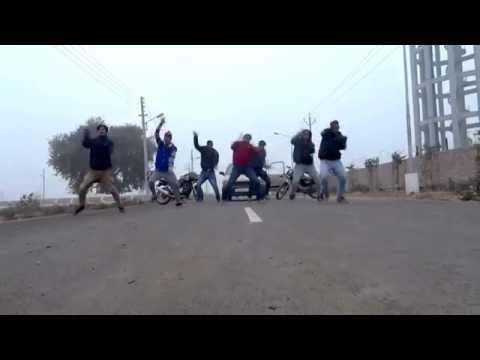 Jee Karda | Badlapur | Krump Dance Routine | Mad Guyz Crew BTI