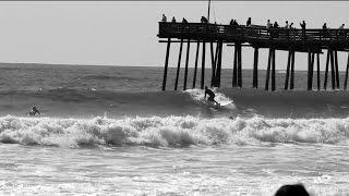 Surfing Virginia Beach