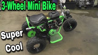 Taryl's Toys - 3 Wheel Mini Bike