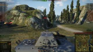 World of Tanks -  E100 7713 DMG no gold ammo !